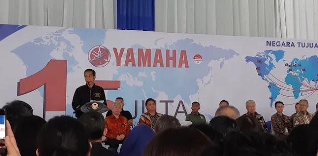 """Saat Jokowi Tidak Berani Menyebut Kata """"Satu"""""""