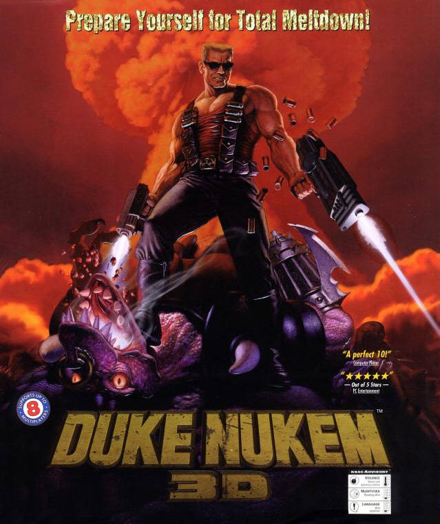Duke Nukem 3D PC Full [MG-4S]