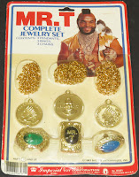Mr. T jewelry starter kit