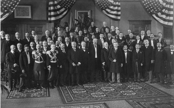 Treaty of Portsmouth reception