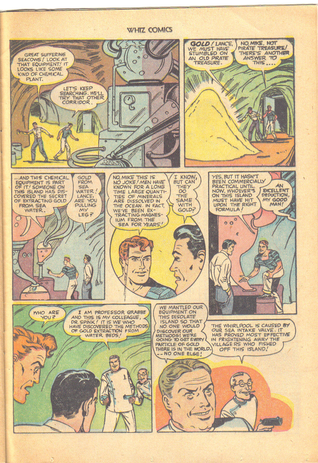 WHIZ Comics issue 147 - Page 25