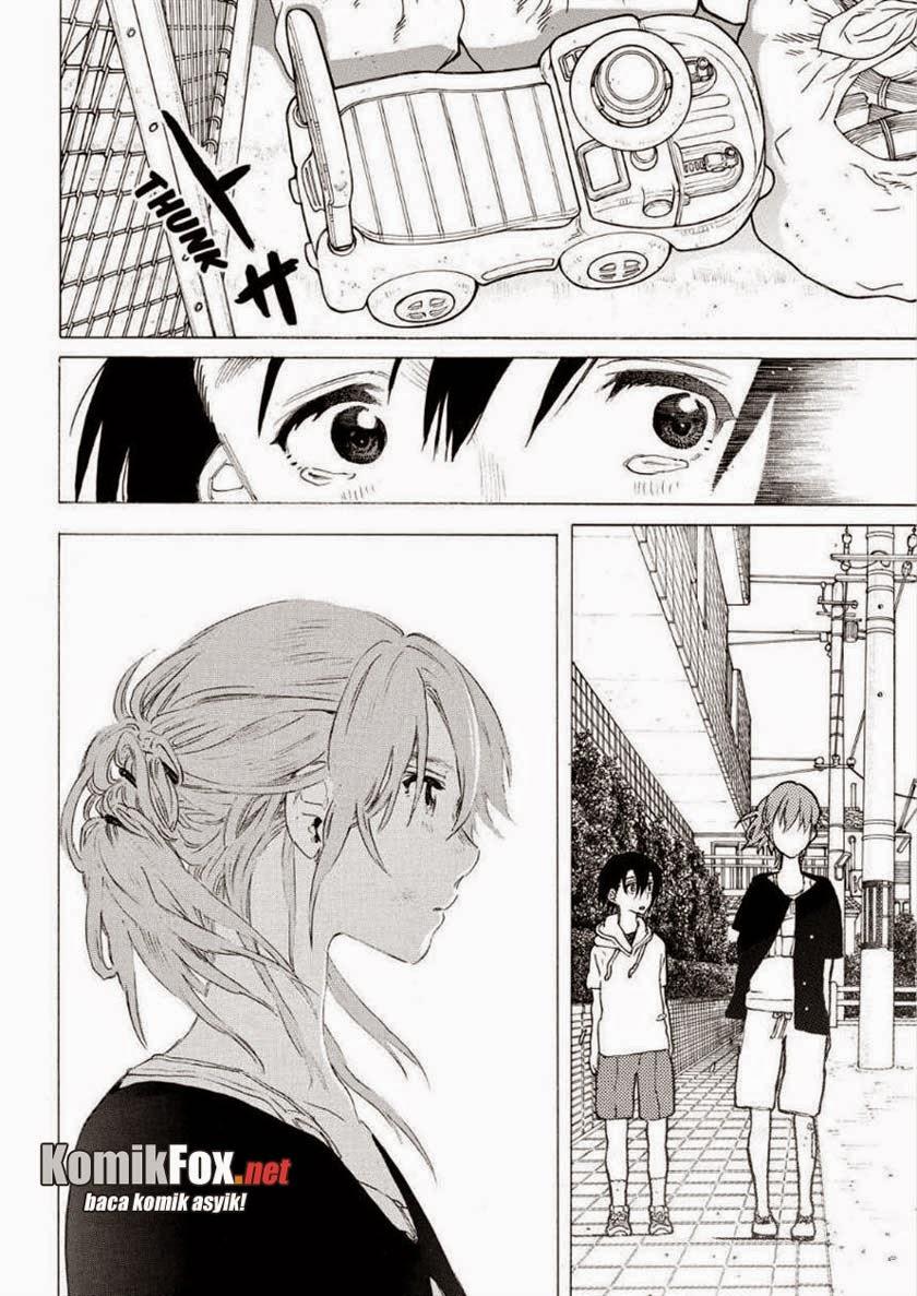 Koe no Katachi Chapter 45-16