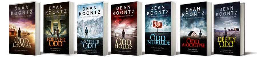 Odd Thomas Series Ebook