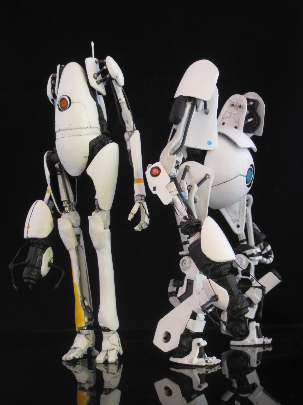 The Best Real Life Portal 2 Robots Gif
