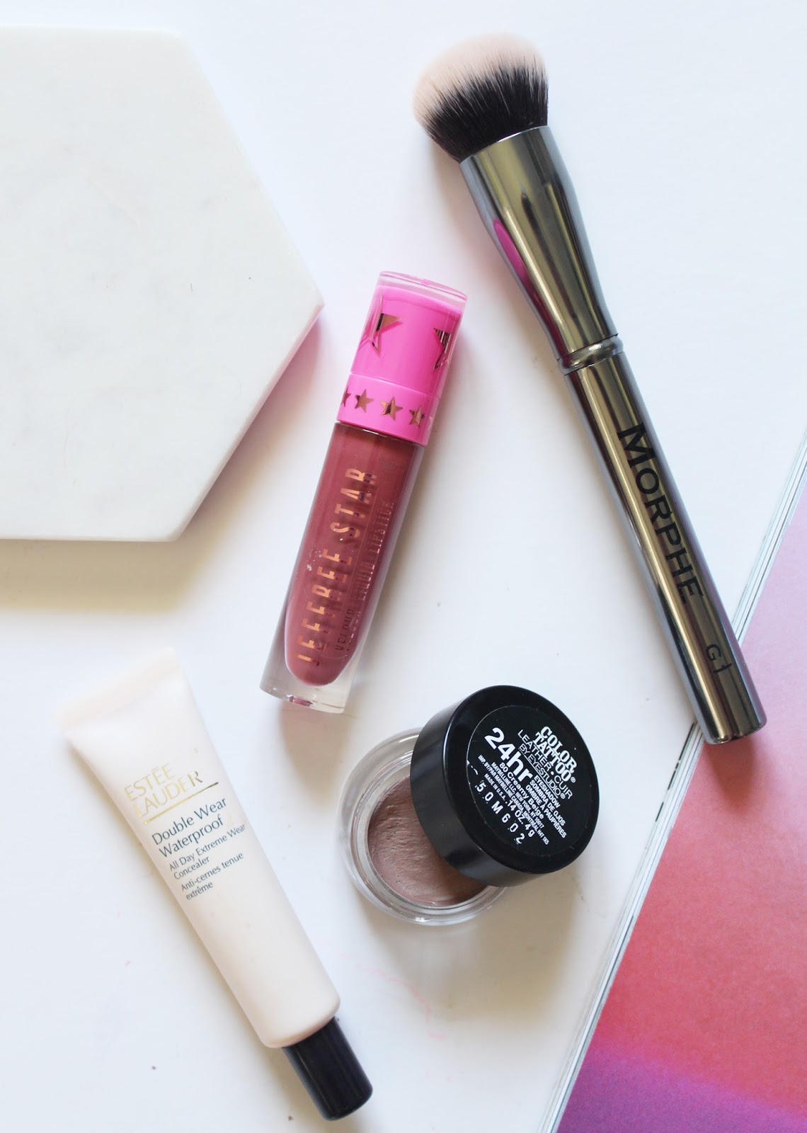 MOST LOVED | March '16 - Estée Lauder, Jeffree Star, Maybelline + Morphe - CassandraMyee
