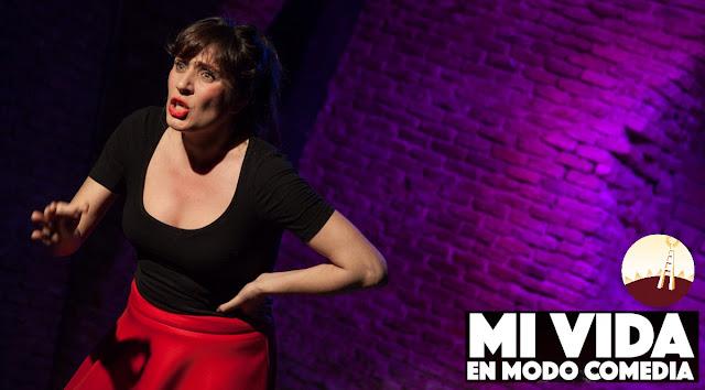Mi vida en modo comedia [TEATRO] por Paloma Jiménez.