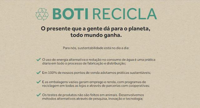 Nova promoção do Boticário,sua embalagem vazia vale uma maquiagem,maquiagem grátis,beleza,Boti Recicla,campanha Boticário,reciclagem,maquiagem do Boticário