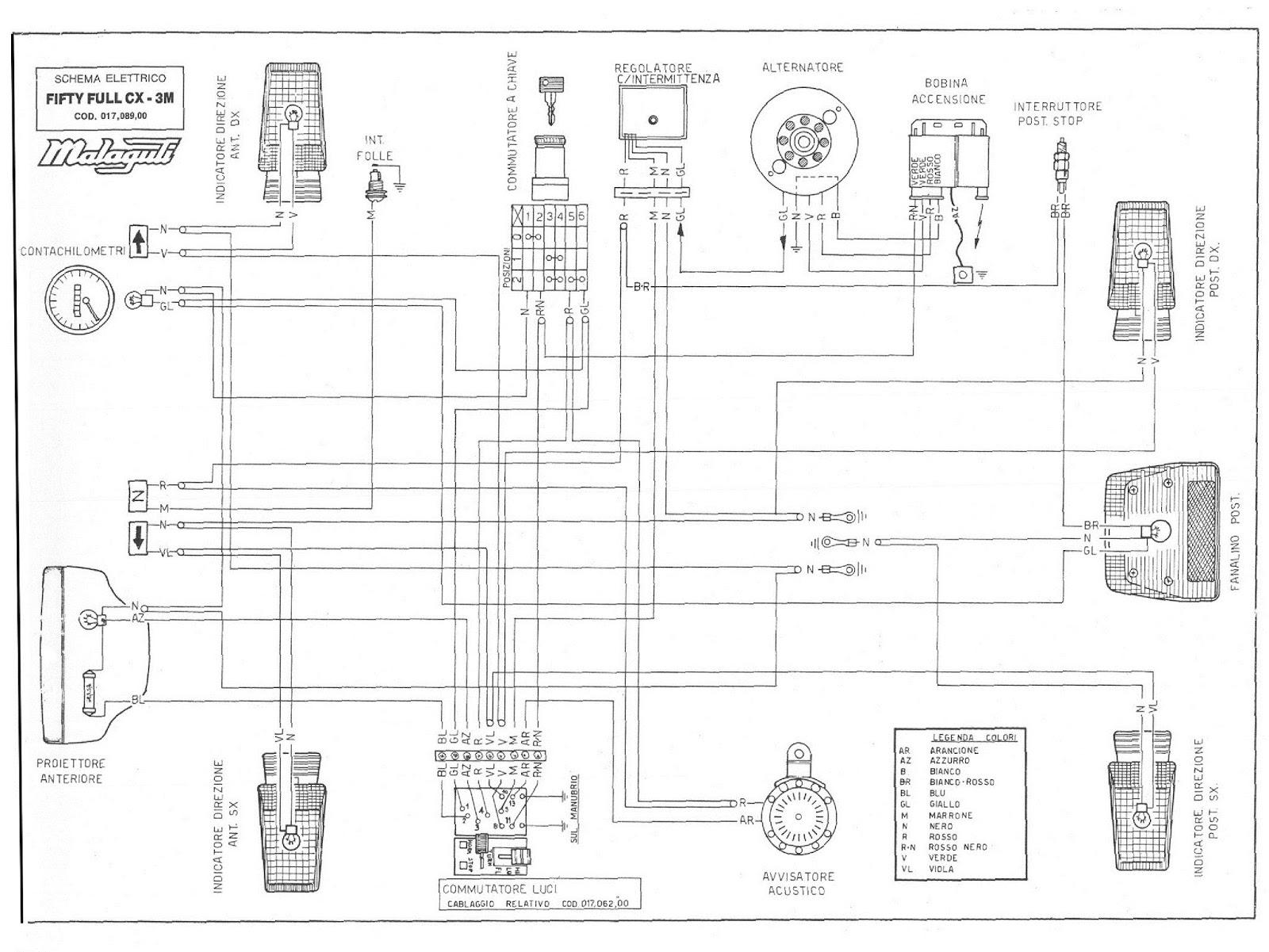 Schema Elettrico Zip 50 : Rigpix database schematics manuals n stuff