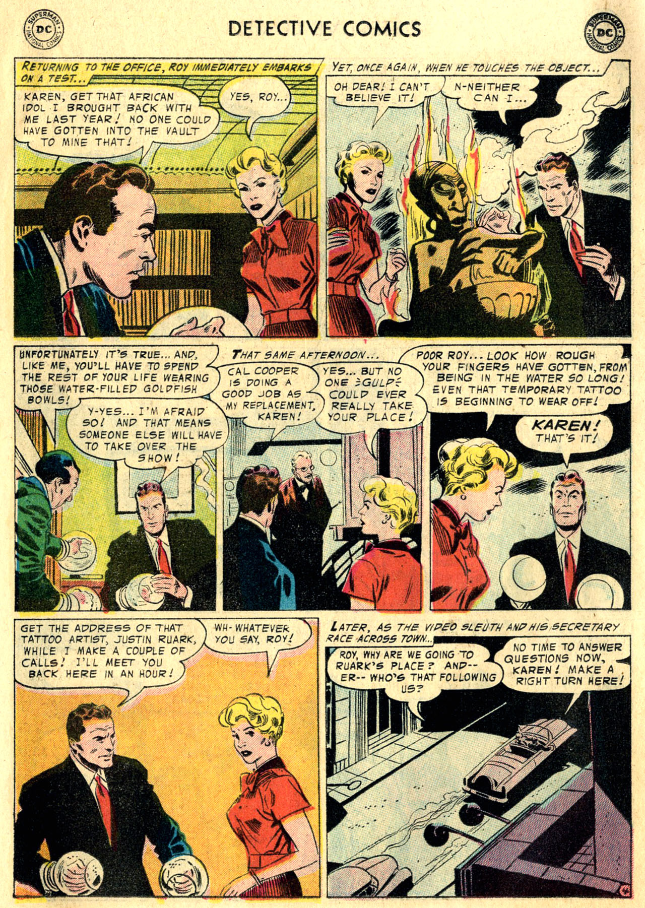 Detective Comics (1937) 237 Page 18