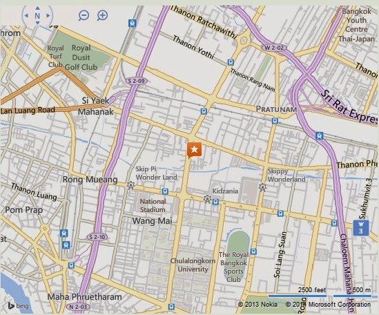 Queen Savang Vadhana Museum Bangkok Location Map,Location Map of Queen Savang Vadhana Museum Bangkok,Queen Savang Vadhana Museum Bangkok accommodation destinations attractions hotels map reviews photos pictures
