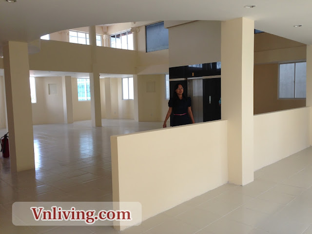 Building Officetel for rent in District 1 Ho Chi Minh City