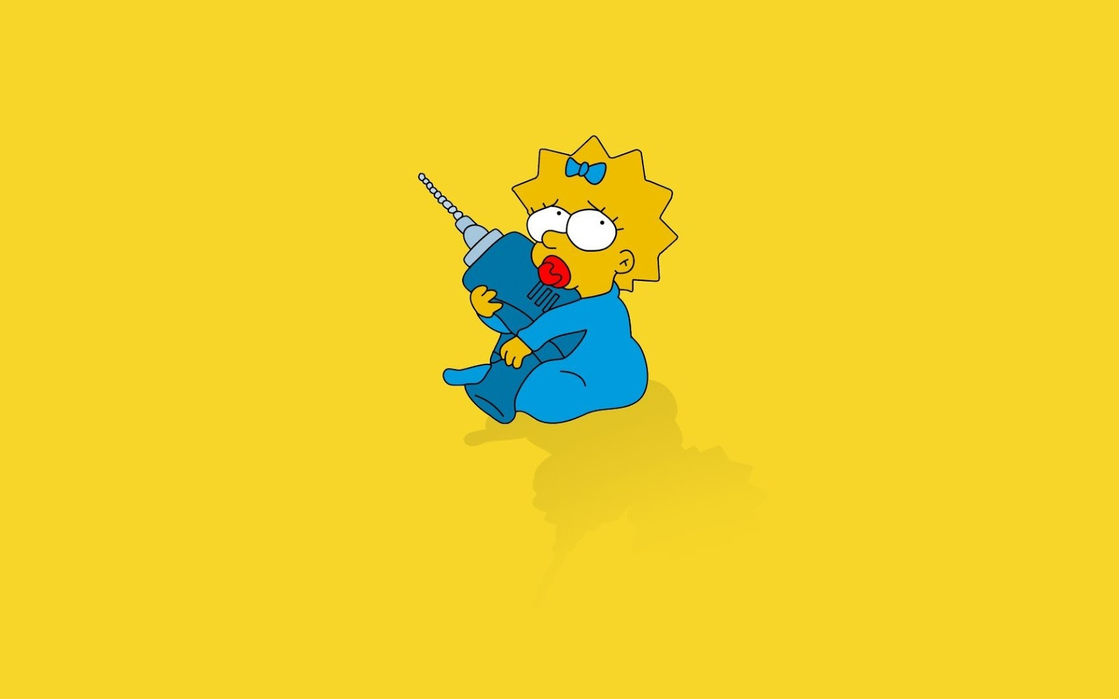 Pin Wallpaper Maggie Simpson For 1920 X 1080 Hdtv 1080p Hd ...