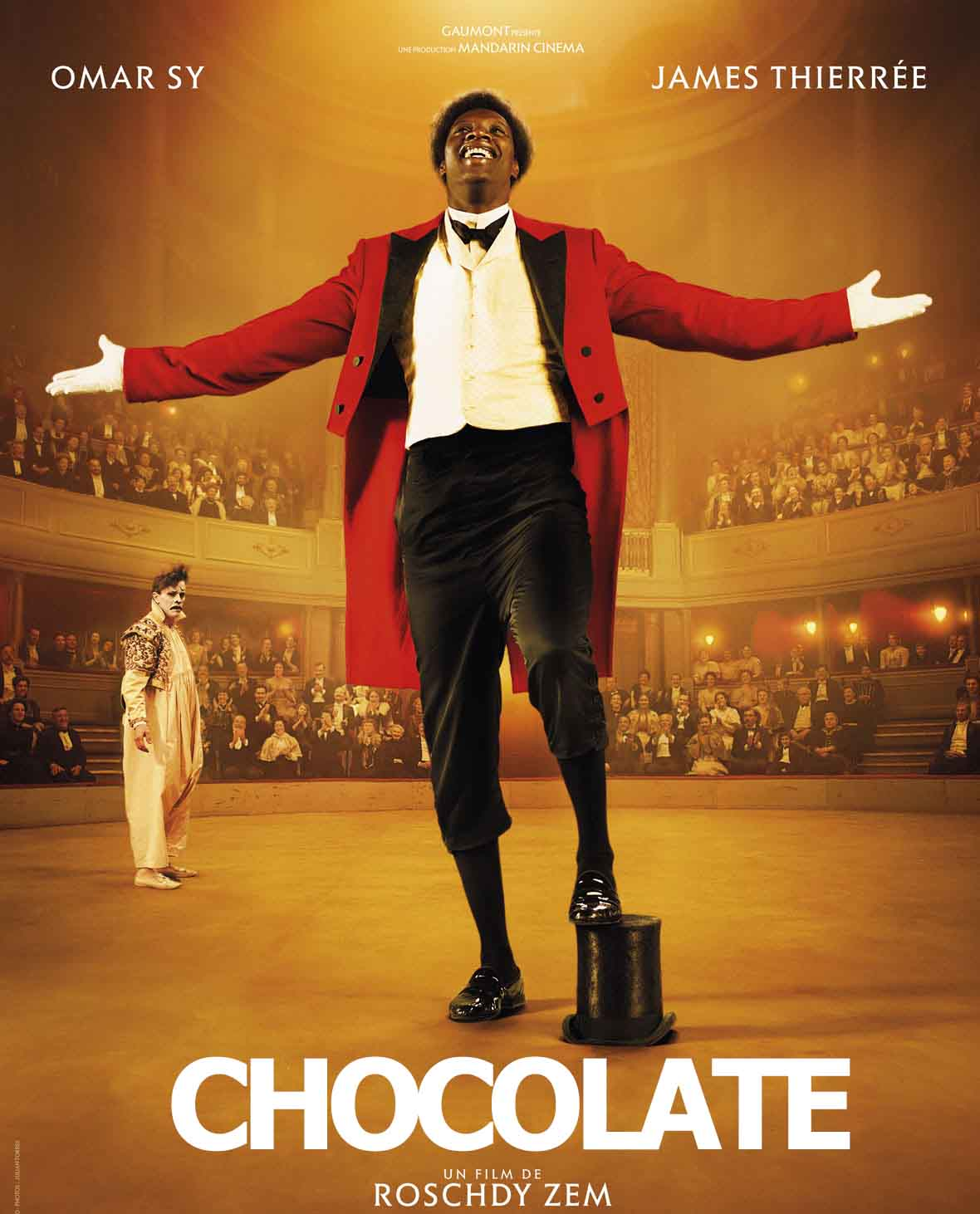 Chocolate – BluRay 720p e 1080p Dual Áudio (2016)