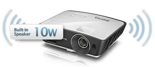 Máy chiếu BenQ W750 sự lựa chọn hoàn hảo cho công nghệ trình chiếu 3