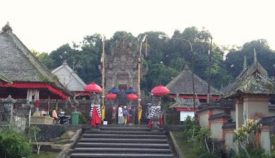 Desa Panglipura, bangli, bali