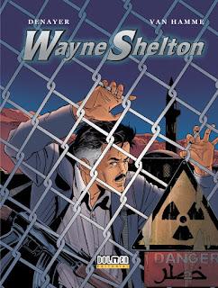 Wayne Shelton (4) - Denayer, Van Hamme 2015
