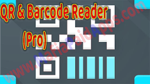 QR & Barcode Reader (Pro) v1.0.9/P Apk for Android