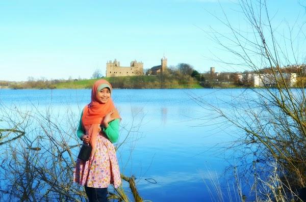 Easter Break : Menjelajah Linlithgow Palace
