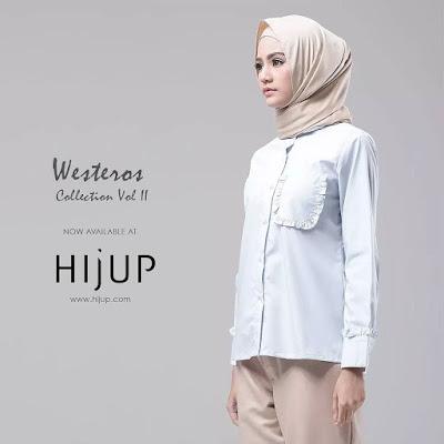 Produk Busana Muslim Melalui Hijup.com