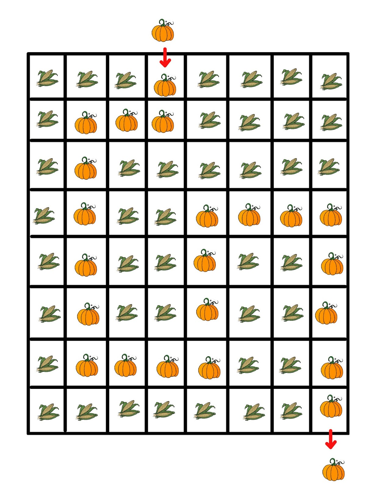 Pumpkin Preschool Theme Activities