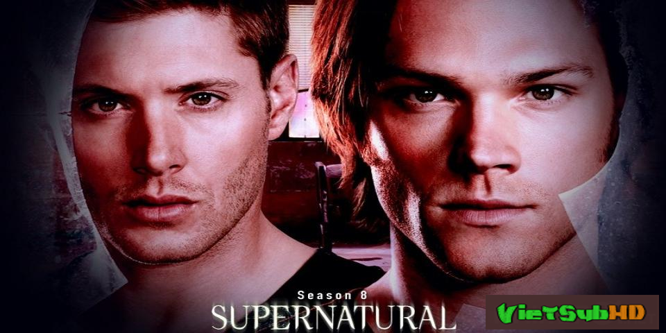 Phim Siêu nhiên (Phần 8) Trailer VietSub HD | Supernatural (Season 8) 2012