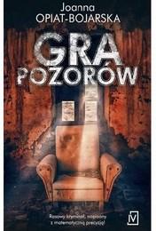 http://lubimyczytac.pl/ksiazka/289430/gra-pozorow