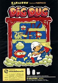 Dig Dug (BR) [ NES ]