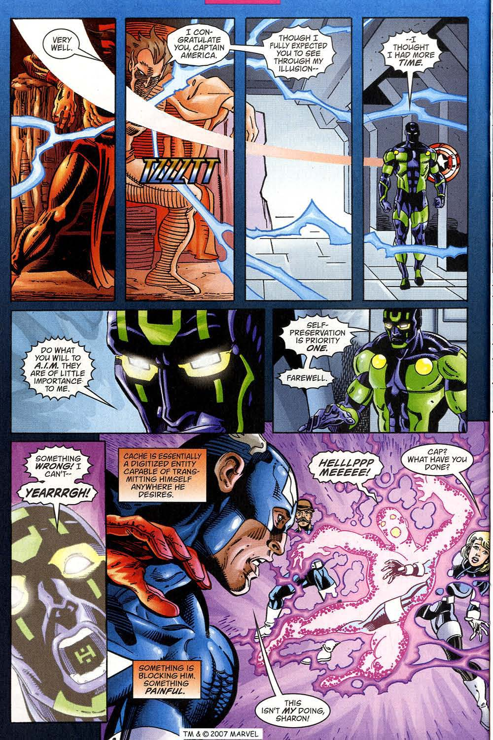 Captain America (1998) Issue #39 #46 - English 26