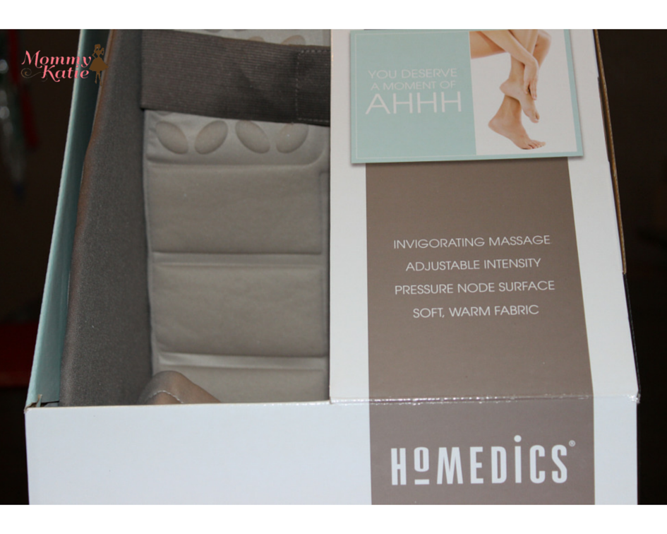 46ce94dd2b Give the gift of Comfort with Homedics - Mommy Katie
