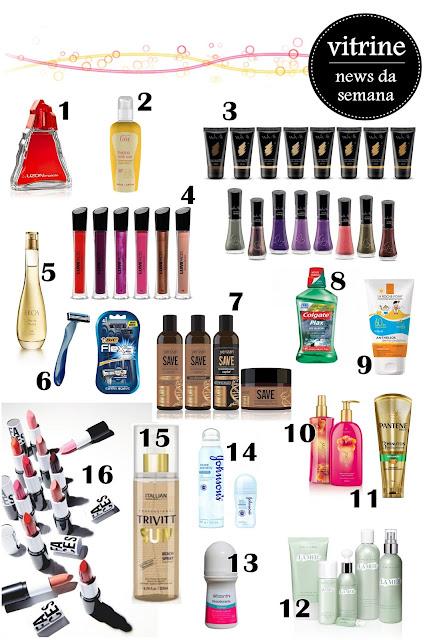 cosméticos 2017