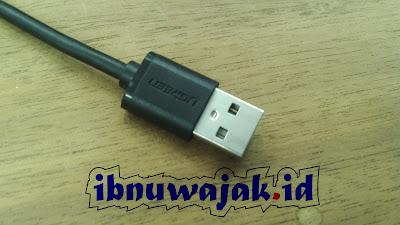 konektor USB 2.0 USB soundcard ugreen pid 30724