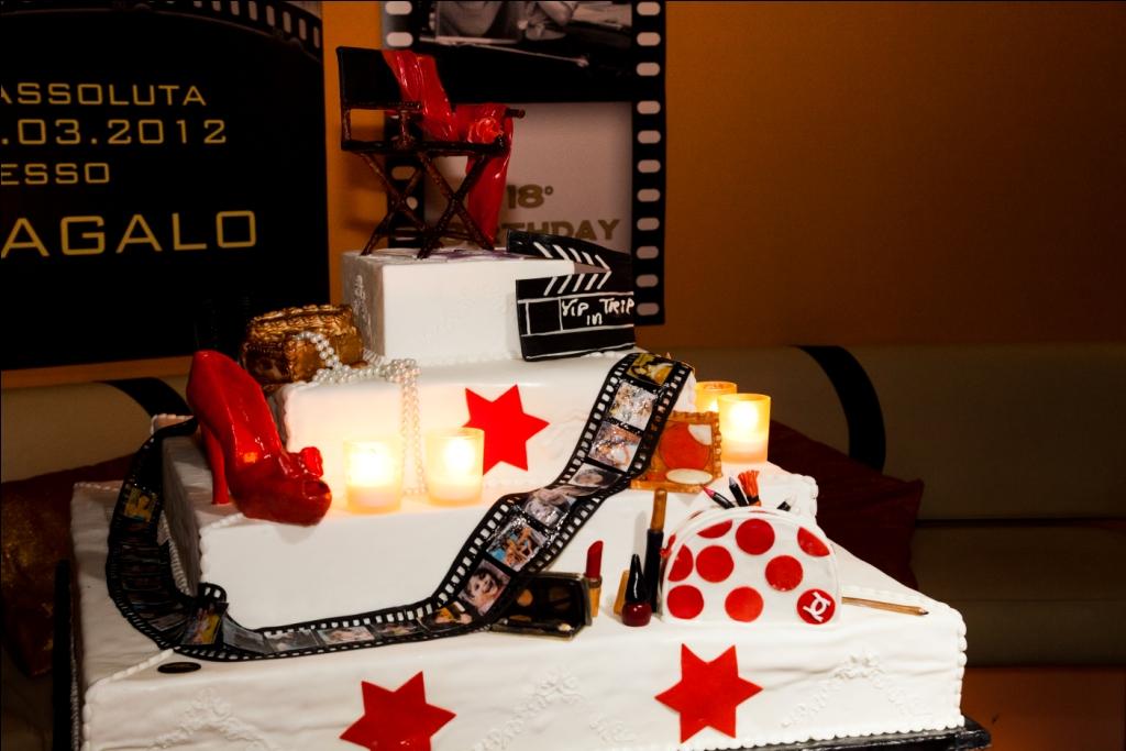 Molto D Day gift: 18 anniun compleanno da FILM! HX51