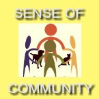 sense of community book icon