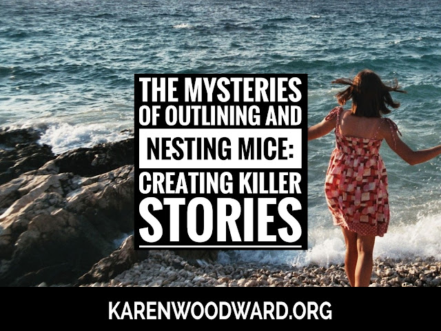 The Mysteries of Outlining and Nesting MICE: Creating Killer Stories