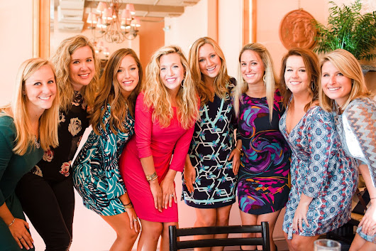 Brittany's Bridesmaids' Luncheon
