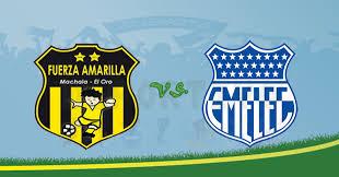 Fuerza Amarilla vs Emelec