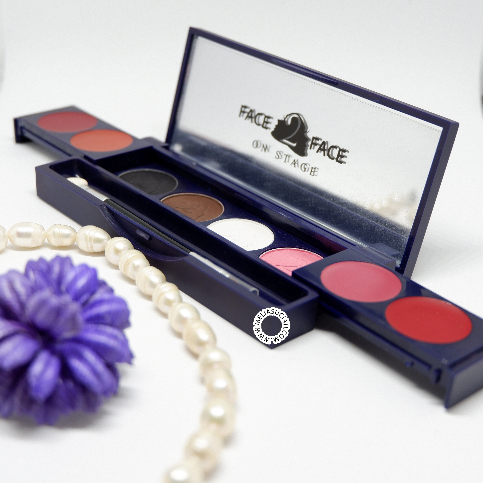 Review Face2Face Cosmetics