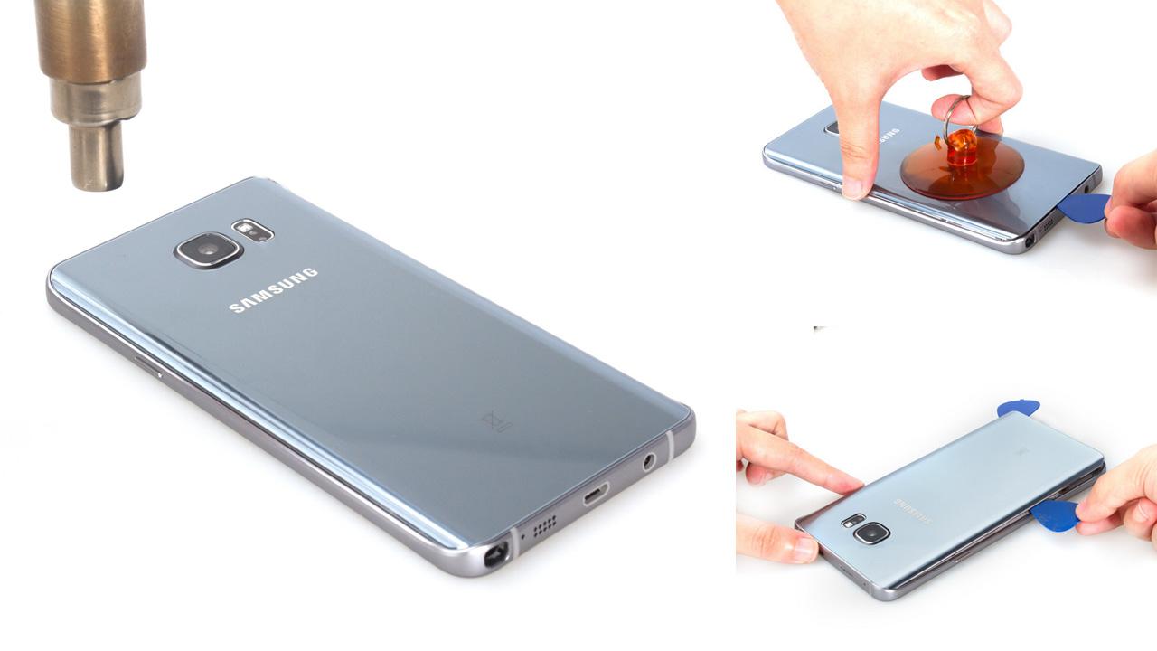 Cara Mengganti Baterai Samsung Galaxy Note 5 Elppas Story
