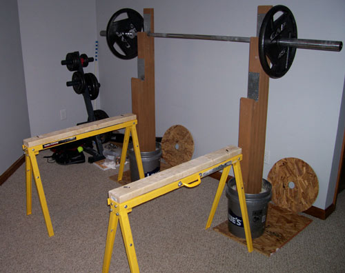 Tds Safety Stands Anyone Actually Using Them For Squat