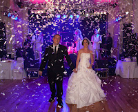 Alternatives to Wedding Confetti