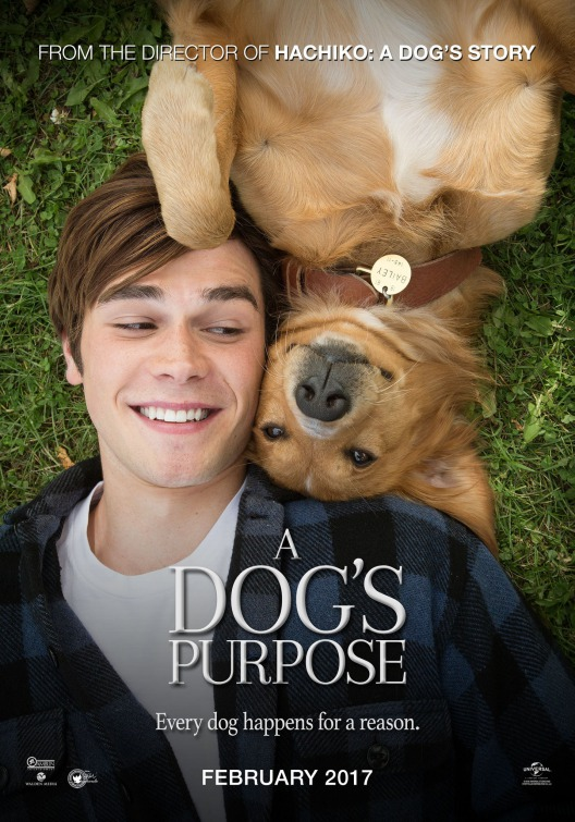 A Dog's Purpose Movie Download HD Full Free 2017 720p Bluray thumbnail