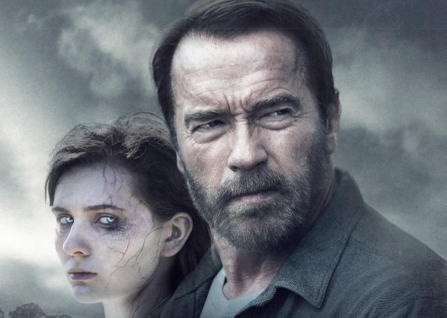 le film Maggie avec Arnold Schwarzenegger