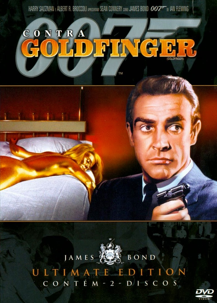007: Contra Goldfinger – Legendado (1964)