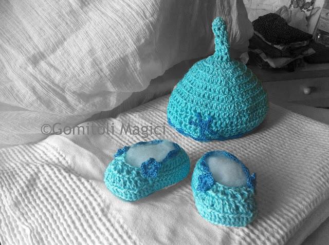 Idea neonato mare
