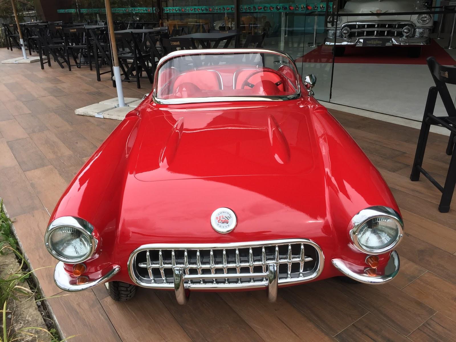 Museu Automóvel em Canela