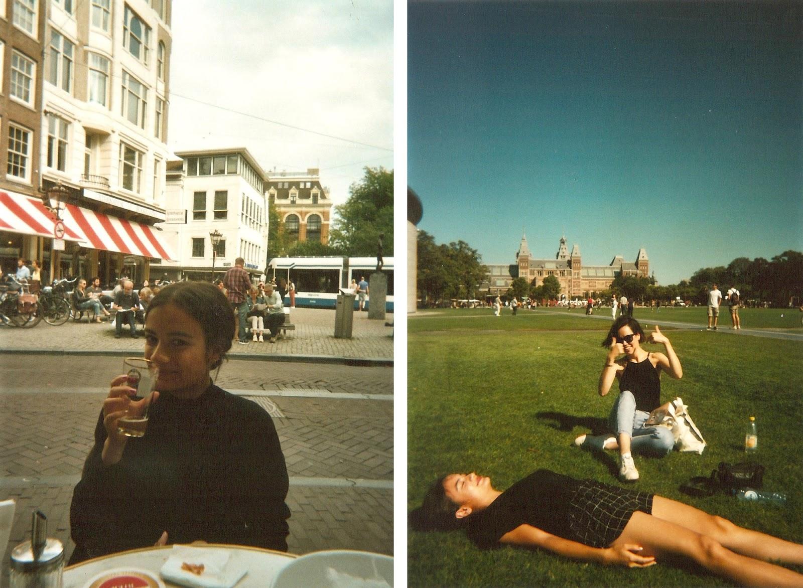 doris dave, daily, amsterdam, berlin, hamburg