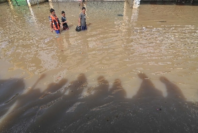 Banjir melanda Aceh Singkil kian meluas