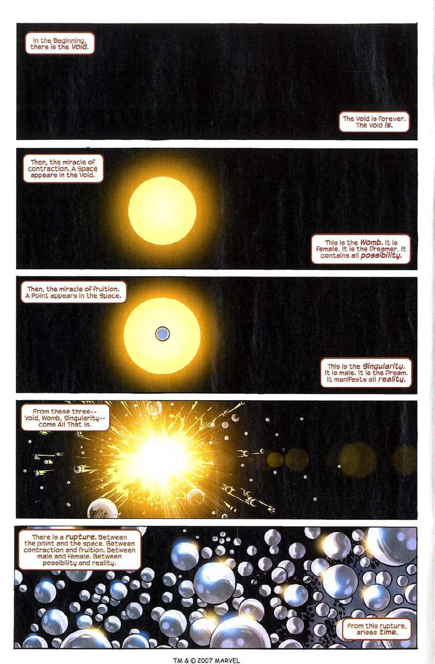 Read online Silver Surfer (2003) comic -  Issue #14 - 16