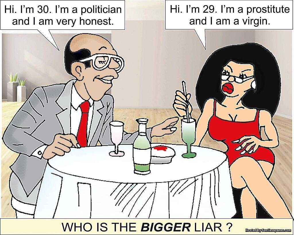 8 Cara Penipuan Ahli Politik Anda Wajib Tahu