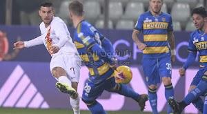 روما اخر المتاهلين لدور ربع النهائي من كأس إيطاليا بعد الفوز على بارما